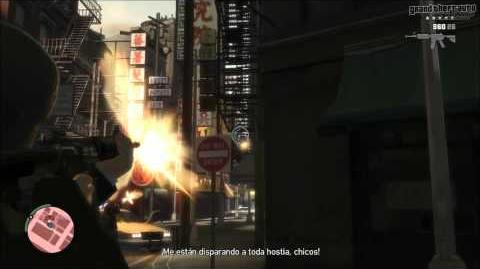 GTA IV Mission Three Leaf Clover
