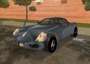 Stinger GTA III