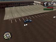 Estacionamiento de Motel Last