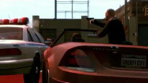 GTA IV - Packie McReary