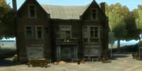 Vieja mansión de Westdyke