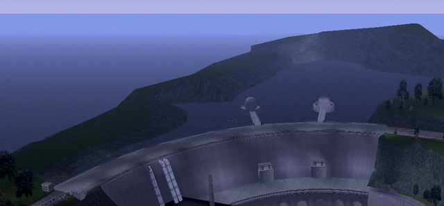 Archivo:Vista de los limites de la represa.PNG