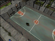 Cancha de baloncesto en Holanda Norte (CW)