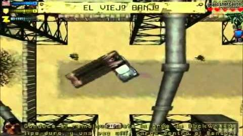 Grand Theft Auto 2 - ¡El jeep del jefe!