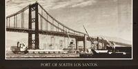 Puerto de Los Santos Sur