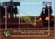 GTA San Andreas Beta Camara