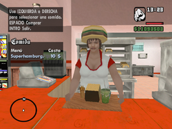 Superhamburguesa burguershot
