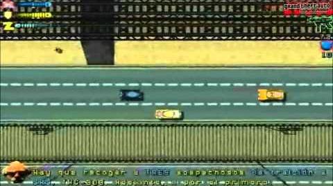 GTA 2 (PC) - ¡TAXI POR CONTROL REMOTO!