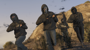 GTA Online - Golpes - Img promocional 1