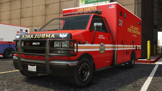 Archivo:AmbulanciaBomberosGTAVfrente.jpg