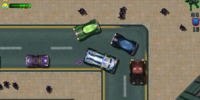 Roba coche poli