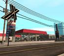 Gasolinera de Redsands West