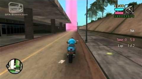 GTA Vice City Stories - Escobar Run-Way - Turismo Race 1