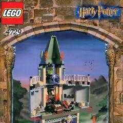 <i>Despacho de Dumbledore</i>, 4729