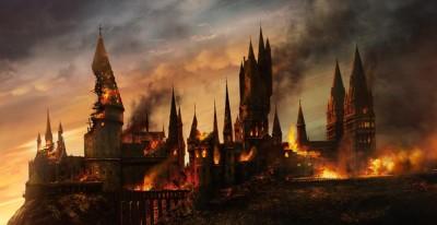 Hogwarts después de la Batalla