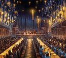 Ceremonia conmemorativa a Cedric Diggory