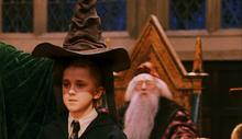P1 Draco con el Sombrero Seleccionador