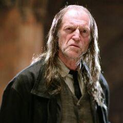 Argus Filch, conserje