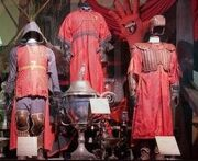 Tunicas de Quidditch - Gryffindor