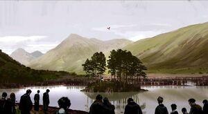 Albus Dumbledore's Funeral - 2nd Concept Artwork.jpg