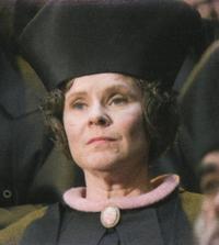 Umbridge en el juicio de Harry.PNG
