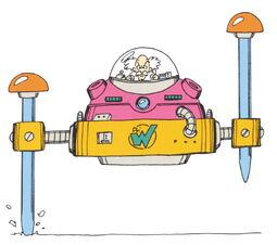 Wily Máquina 3 (Forma 2)