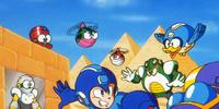 Guía de Mega Man IV