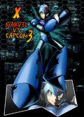 X, como habría aparecido en Marvel vs. Capcom 3