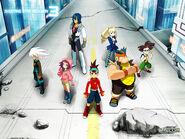 Ryusei no Rockman 3 Art 01