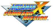 Megaman X Command Mission logo