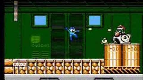 Mega Man 5-ChargeMan