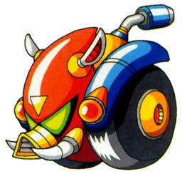 Crash Roader