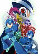 Megaman-xover-cast