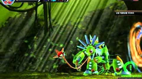 Rockman Online Gameplay Video 1