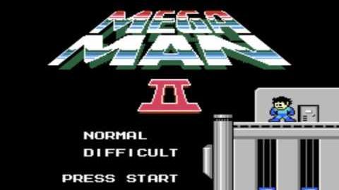 Mega Man 2 Intro Opening Theme HQ
