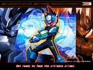 Ryusei no Rockman 3 Art 21