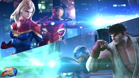 Marvel vs. Capcom Infinite Teaser