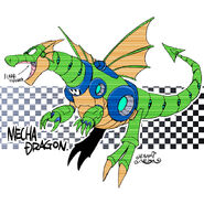 Mecha Dragon-Megamix