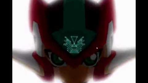 Megaman ZX - Vent Double Megamerge HQ