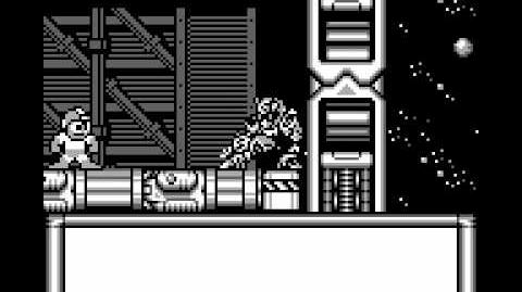 Mega Man IV Gameboy - 17 - Wily Machine & Ending