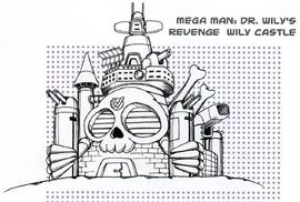 Wily Castillo (Mega Man: Dr. Wily's Revenge)