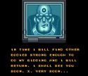 El Mensaje de Sigma: ...te veré pronto, X. Muy Pronto...
