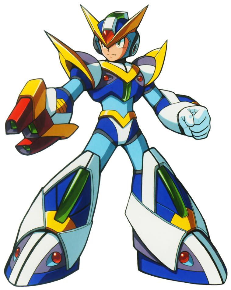 Glide armor mega man hq fandom powered by wikia - Megaman wikia ...