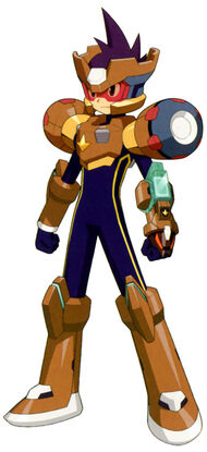 Megaman noise-libra