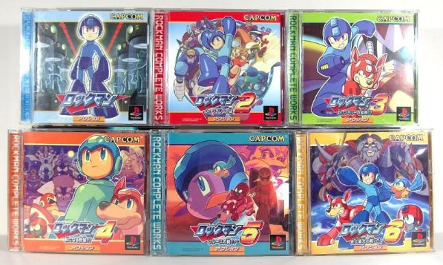 Rockman Complete Works | Mega Man HQ | FANDOM powered by Wikia