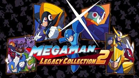 Mega Man Legacy Collection 2 Announce Trailer-0