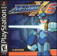 Foto Mega Man X6
