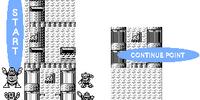 Wily Castillo (Mega Man II)/Escenario del Dr. Wily 1