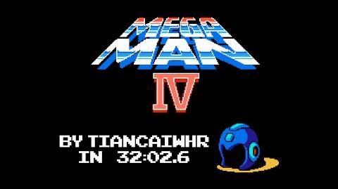 TAS Mega Man 4 by Tiancaiwhr in 32 02.6