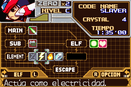 Megaman Zero chips elementales